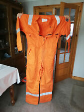 Roots RO23095 Flamebuster 2 Mens FR Coverall Hi Vis Arc Flame Retardant Overall
