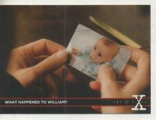 """The X-Files Season 10 """"Founders Mutation"""" DOUBLE-SIDED Promo Trading Card No.2"""