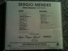 Sergio Mendes - Emorio/ Magalenha US Promo CD 1