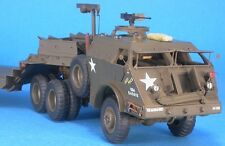 MASTER FIGHTER 1/48 MILITAIRE Porte-char Pacific Car M25 40 ton tank transporter