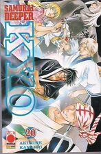 SAMURAI DEEPER KYO VOLUME 20 EDIZIONE PLANET MANGA