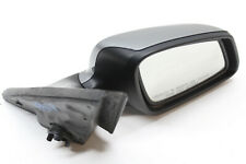 2011 BMW 528I FRONT RIGHT PASSENGER DOOR MIRROR GRAY OEM 11 12