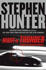 Night of Thunder: A Bob Lee Swagger Novel by Hunter, Stephen