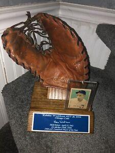 Eddie Waitkus Chicago Cubs Vintage Baseball Glove