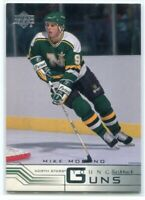 2001-02 Upper Deck 218 Mike Modano YGF Young Guns Flashback