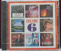 Rare Telarc Volume 6  70 mins Classical 17 Tracks CD Sealed CD89106 DDD Mint