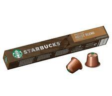Starbucks House Blend by Nespresso (Nespresso compatible 10x pods capsules)