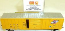 CICAGO NORD W 50 Rib Lato Box Car Single PORTA mtl 025 00 670 N 1:160 conf.