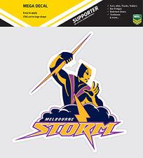 NRL Melbourne Storm iTag Mega Decal Sticker