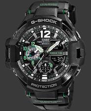 Casio Men's G Shock Gravity Master Digital Analog Watch GA1100-1A3