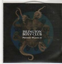 (BQ438) Islington Boys' Club, Pristine / Plastic 16 - DJ CD