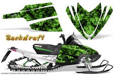 ARCTIC CAT M CROSSFIRE SNOWMOBILE SLED GRAPHICS KIT WRAP CREATORX BDG