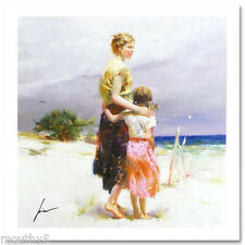 "PINO ""SUMMERS BREEZE"" NUMBERED/SIGNED GICLEE W/COA"