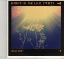 (DI655) Adrian Duffy, Everytime The Love Strikes - 2012 DJ CD
