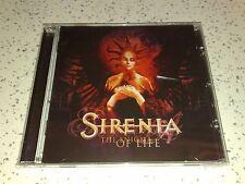 NEW SEALED CD:SIRENIA-Enigma Of Life(Nightwish,Liv Kristine,Lacuna Coil)no lp
