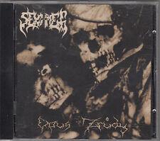 SEKHMET - opus zrudy CD