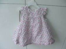 Maggie & Zoe Girls Dress with panties 9-12 months