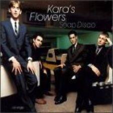 Kara's Flowers Soap disco (1997) [Maxi-CD]