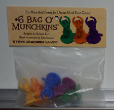 Steve Jackson Games: Bag O' Munchkin + bonus