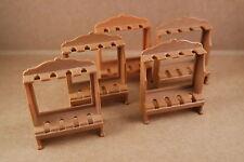 Playmobil armas soporte soporte para armas rifles 5 trozo #6011