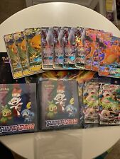 Pokemon 2 Oversized Card Binders With 12 Jumbo Cards