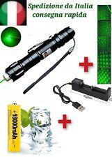 Laser Verde per Indicare le Stelle Puntatore Presentazioni Power kit alta qualit