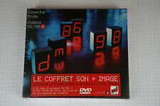 DEPECHE MODE Videos 86>98 2CD 2 DVD Box Set SEALED Limited Edition