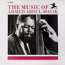 AHMED ABDUL-MALIK Music Of Ahmed Abdul-Malik NEW JAZZ RECORDS Sealed Vinyl LP
