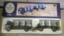 Corgi 24901 Leyland Castor camión con remolque & Guinness Ltd Ed Nº 0005 de 4000