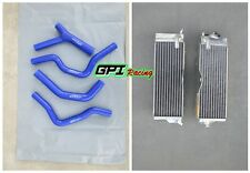 FOR Honda CR500 CR500R CR 500R 1985-1888 1986 1987 88 aluminum Radiator &HOSE