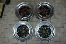 "JDM SSR Star Shark super 14"" rims wheels ae86 SSR ta22 old school speed star"