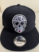 New York Yankees New Era 9Fifty 950 Sugar Skull Day of the Dead Hat Snapback NEW