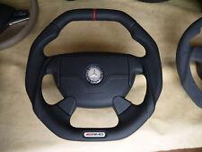 Mercedes OEM flat thick steering wheel SL SLK R129 R170 W140 W124 W202 W210 AMG