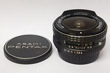 SMC Pentax  Fisheye 4 / 17 mm Objektiv mit PK Bajonett  schöner Zustand
