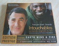 CD EDITION PRESTIGE BOF INTOUCHABLES MUSIQUE FILM 14 TITRES 2011 NEUF + AFFICHE