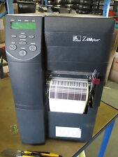 Zebra Z4M Plus Z4M00-200E-5000 Direct Thermal Transfer Label REWINDER - Lines !