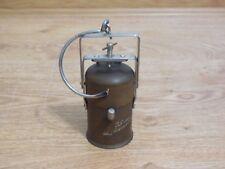 Vintage Soviet Russian Miniature of a Miner's Lamp (Acetylene Gas Lamp) USSR