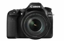 Canon EOS 80d KIT CON EF-S 18-135mm f/3.5-5.6 IS USM Obiettivo
