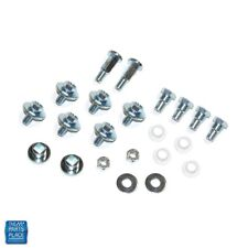 1967-1969 Camaro Firebird TransAm Convertible Frame Top Pivot Bolt Bushing Set