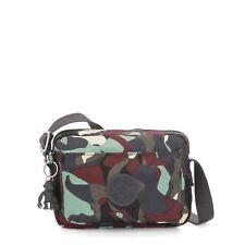 Kipling Mini Shoulder Bag ABANU Crossbody CAMO L Print Holiday 2019 RRP £63