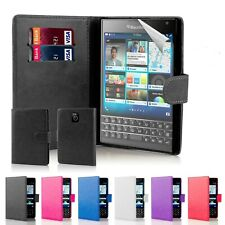 32nd Book Wallet PU Leather Case Blackberry Passport