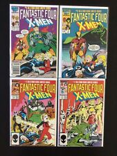 4 Issue Lot - Fantastic Four Vs The X-Men Limited Series 1 2 3 4