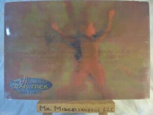 The Women of Star Trek In Motion lenticular promo card 1/300 #17 Kes