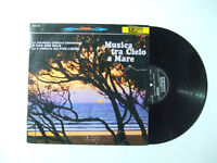 Dan & Dale,Five Lords ‎– Musica Tra Cielo E Mare - Disco 33 Giri LP Album 1969