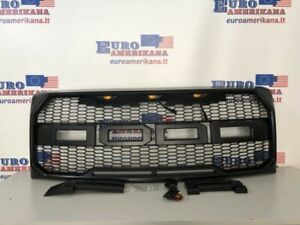 09-14 Ford F-150 Front Bumper Grille (Raptor Style)