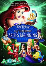 DVD:THE LITTLE MERMAID 3 - ARIELS BEGINNING - NEW Region 2 UK