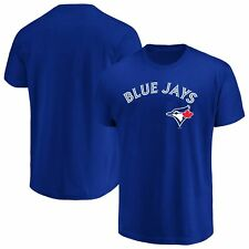 Men's Majestic Royal Toronto Blue Jays Bigger Series Sweep T-Shirt