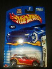 Hot Wheels 2003 First Edition Golden Arrow