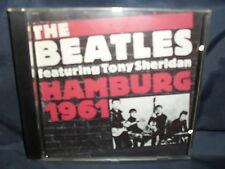 The Beatles Featuring Tony Sheridan – Hamburg 1961