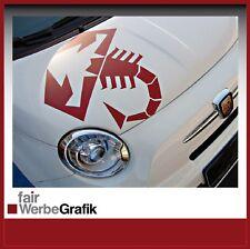 Fiat 500 Abarth / Punto / 500 / Skorpion / #006